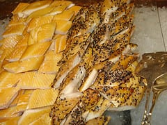 Smoked Trout, Peppered Mackerel