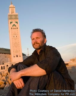 Morgan Spurlock, in Where in the World is Osama Bin Ladenä