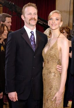 Morgan Spurlock & Wife Alexandra Jamieson
