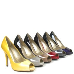 The Ombre Women's Shoes in shadowed and gradiating colors is a summer must-have!