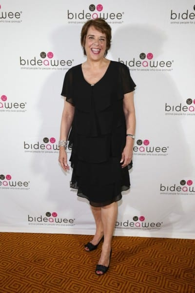 NEW YORK, NY - JUNE 09:  President and CEO of Bideawee Nancy Taylor attends the Bideawee Masquerade Ball at Gotham Hall on June 9, 2014 in New York City.  (Photo by Neilson Barnard/Getty Images for Bideawee)