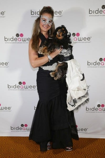 NEW YORK, NY - JUNE 09:  Stacy McCosky attends the Bideawee Masquerade Ball at Gotham Hall on June 9, 2014 in New York City.  (Photo by Neilson Barnard/Getty Images for Bideawee)