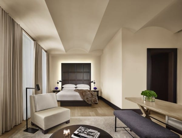 The New York EDITION Ushers In An Era Of New Luxury For A New Generation; Opening in May, the Clocktower extends the very boundaries of luxury in New York City (PRNewsFoto/Marriott International, Inc.)