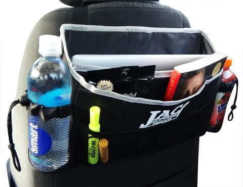 Car Organizer - Front and Back Seat Storage Caddy