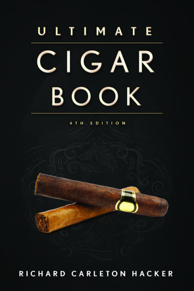 Ultimate Cigar Book 9781632206572