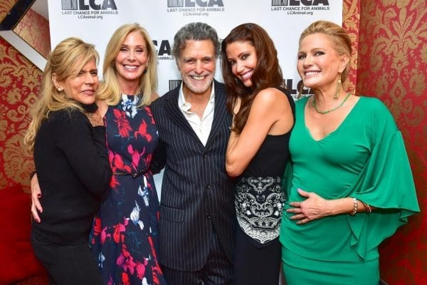 Victoria Vicuna, Dara Sowell, Chris DeRose, Shannon Elizabeth, Leesa Rowland==Last Chance For Animals New York Fundraiser==Rosina, NY==September 18, 2016==©Patrick McMullan==Photo - Sean Zanni/PMC====